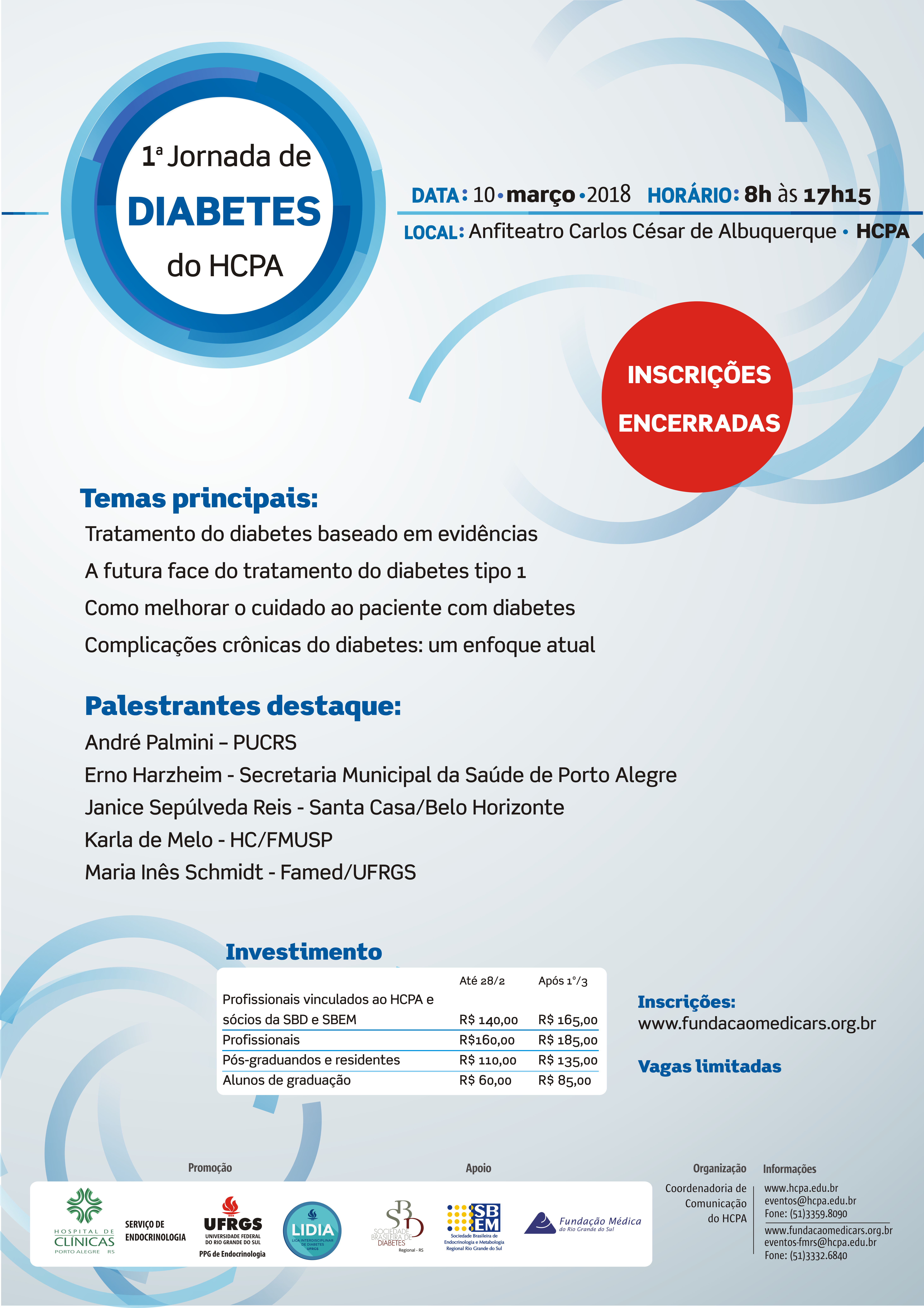 jornada de diabetes cartaz1
